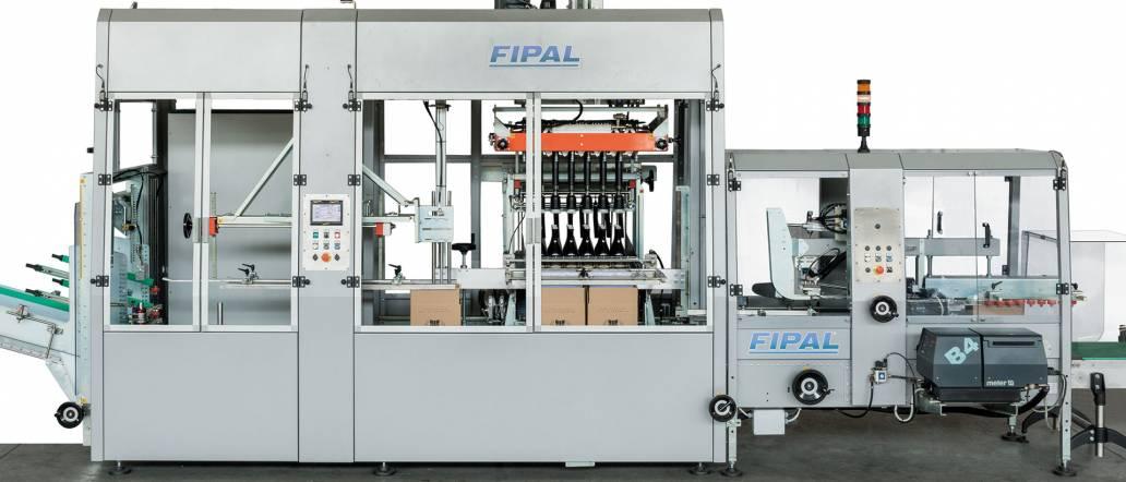 Monoblocchi FIPAL: macchine per confezionamento ad alte prestazioni in spazi ridotti