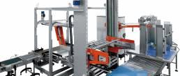 Pallettizzatore automatico e semi-automatico STRATUS P60 FIPAL