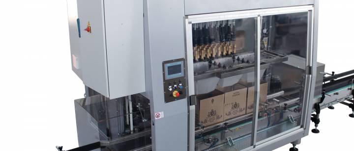 Incartonatrice ed Incassettatrice automatica BOXING FIPAL